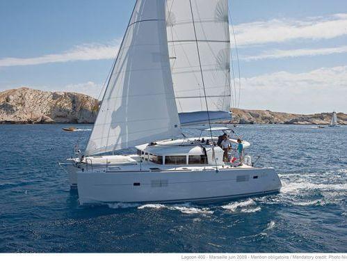 Catamarano Lagoon 400 S2 · 2013