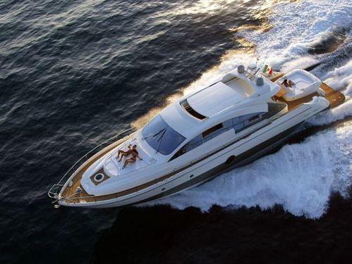 Imbarcazione a motore Aicon 72 · 2008