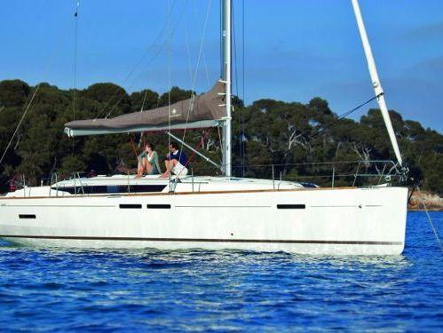 Barca a vela Jeanneau Sun Odyssey 449 · 2017