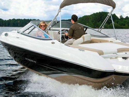 Sportboot stingray 208LS · 2017