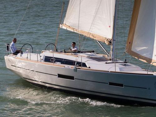 Barca a vela Dufour 382 Grand Large (2017)