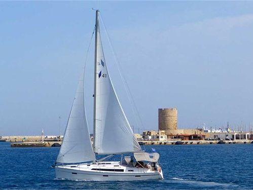 Sailboat Bavaria Cruiser 41 · 2016