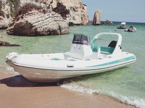 RIB Italboat Predator D600 · 2004