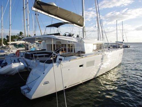 Catamarano Lagoon 450 F · 2018