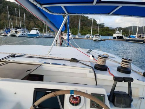 Catamaran Fountaine Pajot Salina 48 · 2008