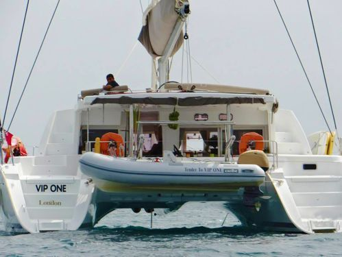 Catamaran Lagoon 500 (2011)