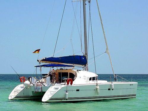 Catamarán Lagoon 410 · 2004