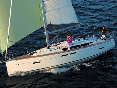Sailboat Jeanneau Sun Odyssey 419 · 2017