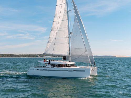 Catamaran Lagoon 450 S · 2016