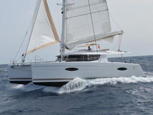 Catamarano Fountaine Pajot Helia 44 (2013)
