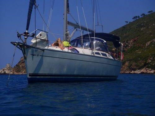 Sailboat Jeanneau Sun Odyssey 42 · 2002