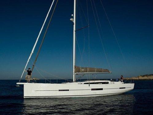 Barca a vela Dufour 560 · 2015