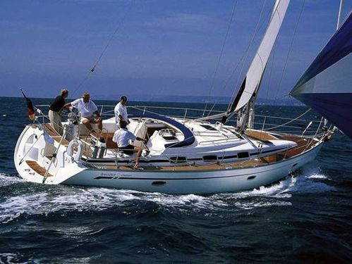Segelboot Bavaria Cruiser 42 · 2005