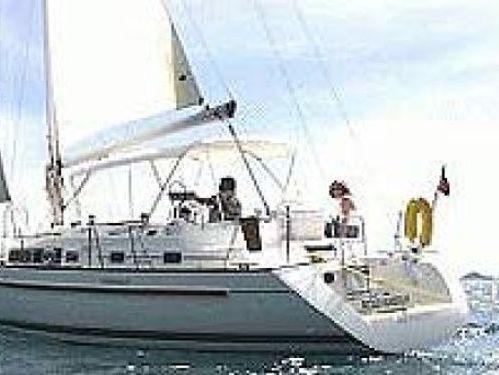 Zeilboot Beneteau Oceanis 40 · 2008