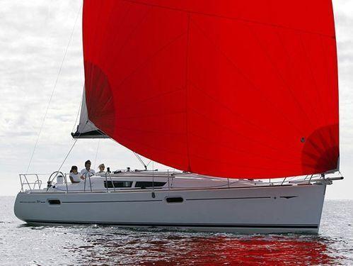 Sailboat Jeanneau Sun Odyssey 39i · 2008