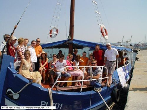 Imbarcazione a motore Custom Built (1992)