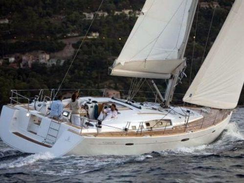 Velero Beneteau Oceanis 54 · 2013