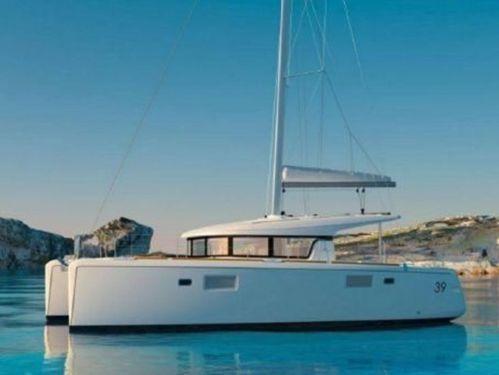 Catamarano Lagoon 39 · 2015