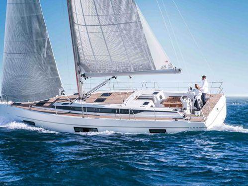 Segelboot Bavaria C45 · 2018