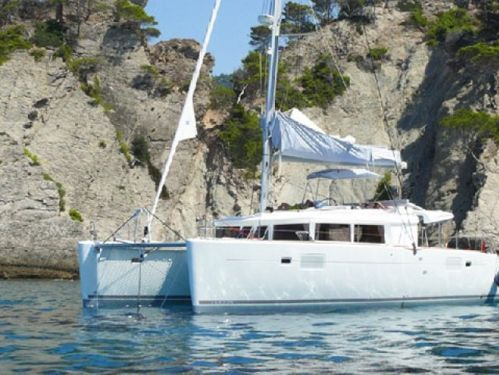 Catamarano Lagoon 450 F (2017)