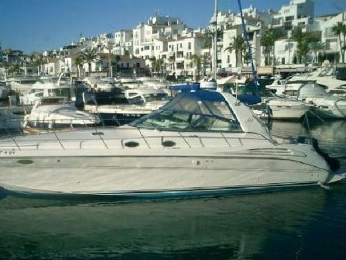 Motorboat Sea Ray 400 Sundancer · 1991