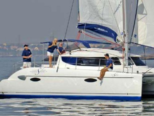 Catamaran Fountaine Pajot Lavezzi 40 · 2006