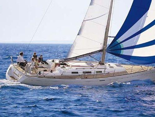 Sailboat Dufour 44 · 2004