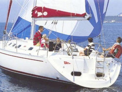 Sailboat Dufour Gib Sea 43 · 2002