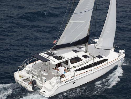Catamarano Gemini Legacy 35 (2016)