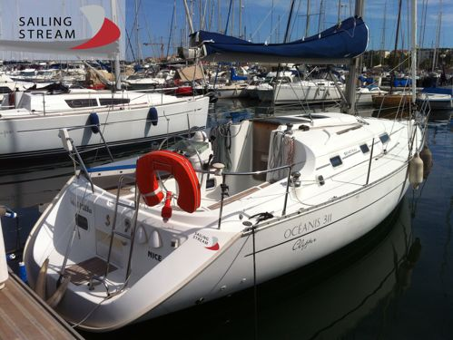 Segelboot Beneteau Oceanis Clipper 311 (2001)
