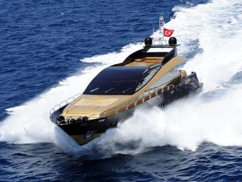 Motorboat Custom Built · 2009