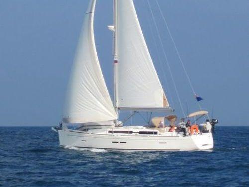 Sailboat Dufour 405 (2011)