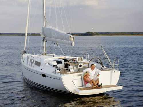 Segelboot Hanse 385 (2017)