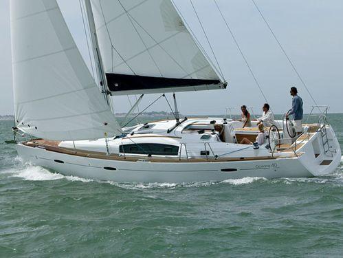 Velero Beneteau Oceanis 40 · 2007