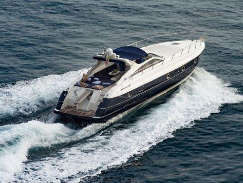 Imbarcazione a motore Alfamarine 47 (2003)