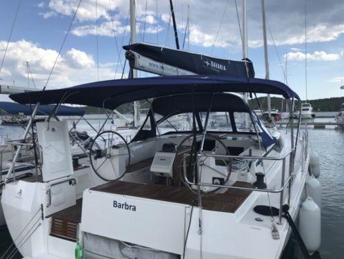 Sailboat Bavaria C45 Holiday · 2018