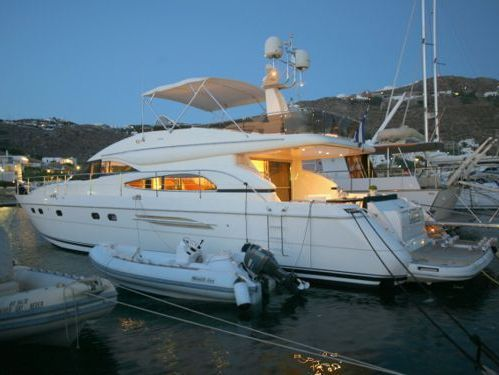 Motorboat Princess 20 M · 2002