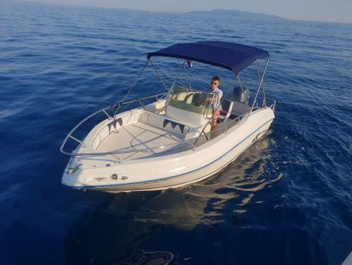 Speedboat Ranieri 19 S · 2010
