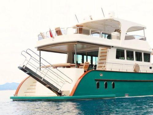 Motorboot Motoryacht Motoryacht · 2014