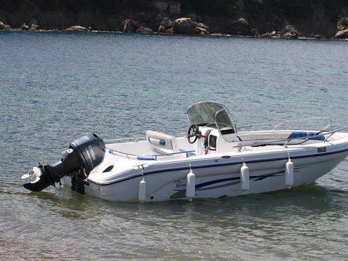 Speedboot Ranieri 17 · 2017