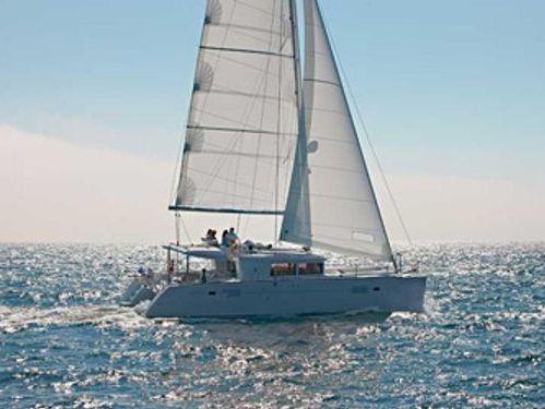 Catamaran Lagoon 450 F (2013)