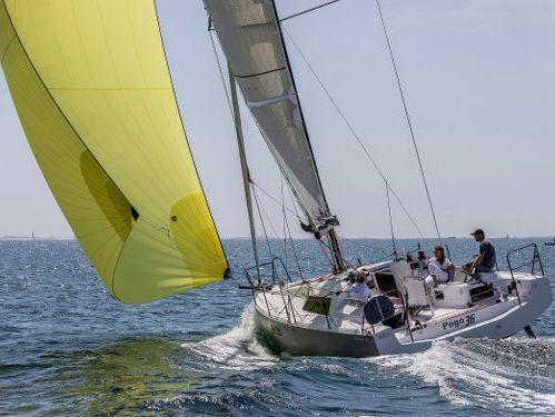 Sailboat Pogo 36 (2018)