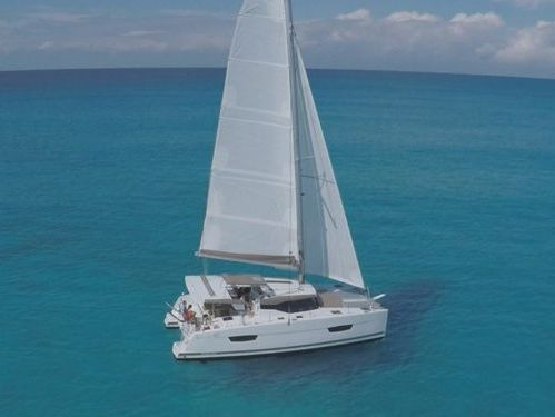 Catamaran Fountaine Pajot Lucia 40 · 2018
