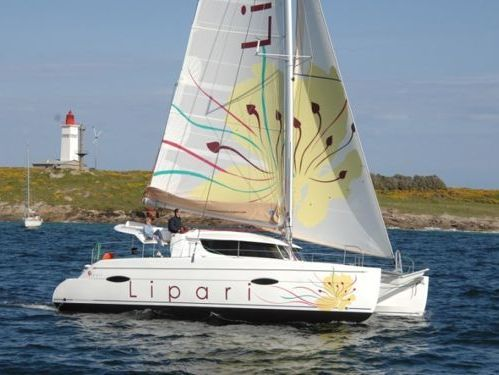 Catamaran Fountaine Pajot Lipari 41 · 2013
