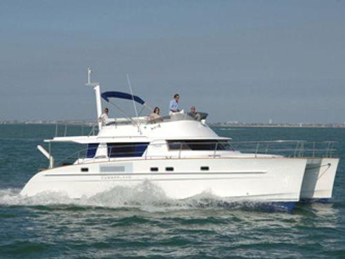 Catamarano a motore Fountaine Pajot Cumberland 46 · 2008