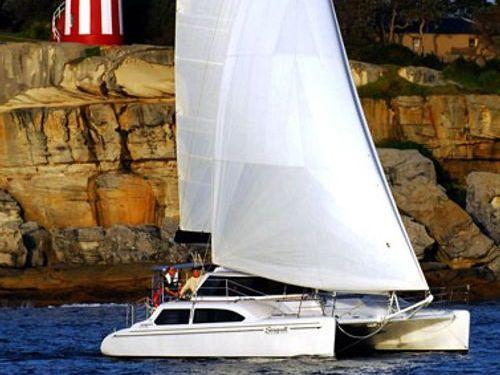 Catamaran Seawind 1000 · 2010
