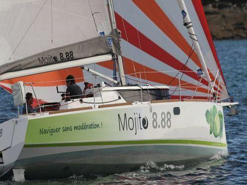 Segelboot Mojito 888 · 2016