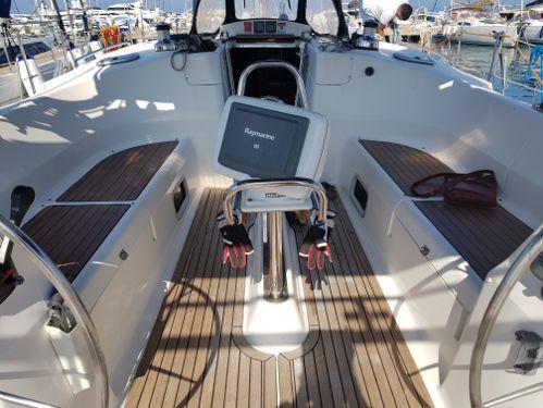 Segelboot Hunter 306 · 2001