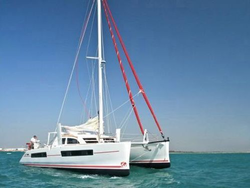 Catamaran Catana 47 · 2011