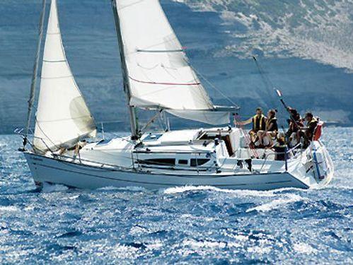 Barca a vela Sun Fast 37 · 2006
